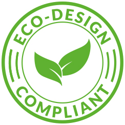 ErP product 2018: compatible with the Eco Design law